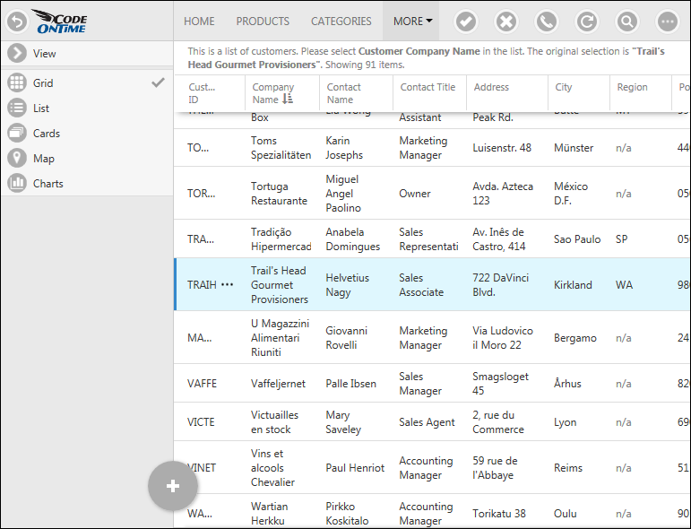 blog forms reports apps build and deploy rapidly use offline